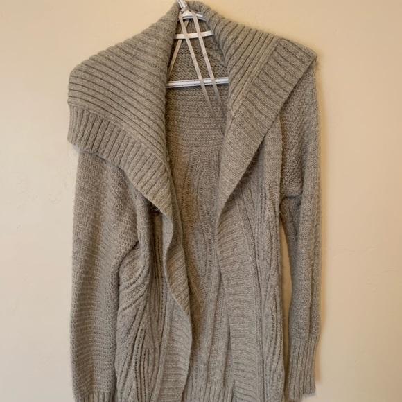 5f4a22f2d4c Women's oversized cardigan sweater